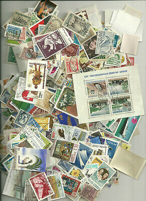 500 Worldwide Stamps,  All Different, No Us 15