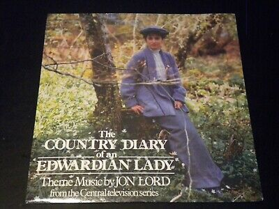 """Jon Lord - The Country Diary (Of An Edwardian Lady) - Vinyl Record 7"""" Single"""