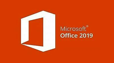 Fast Delivery__ Microsoft Office 2019 Professional Plus 32/64 Bit Digital Key