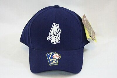 bb5318302ad 1914 Chicago Cubs Am Needle Cooperstown Collection Blue Baseball Fitted Hat  Cap
