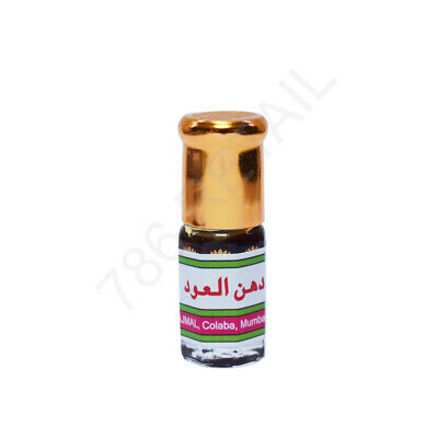 Ajmal Pure Dehnal Oud Hindi (Assam) Indian Oud 3Ml Indian Agarwood Oil Premium