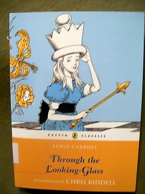 Through the Looking-Glass by Lewis Carroll (2010, Pbk) Complete & Unabridged