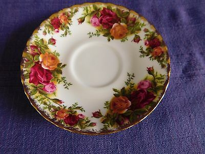 Royal Albert Old Country Roses SAUCER  have more items to set