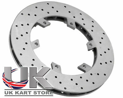 Brake Disc 206mm x 16mm TonyKart, Kosmic, Alonso, EVK, EVR,401 OTK Go Kart