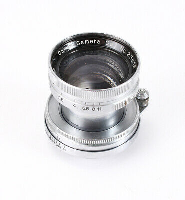50Mm 50/1.9 Canon Serenar Leica Thread Mount Ltm (Some Dust; Issues)/208698