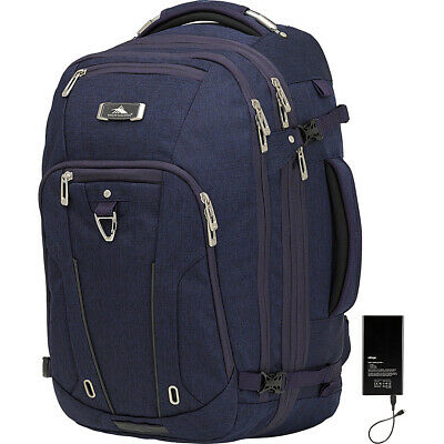 High Sierra Pro Series Travel Backpack- Lifeboat