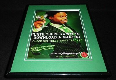 2005 Tanqueray 11x14 Framed ORIGINAL Vintage Advertisement