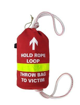 Water Rescue Throw Bag with 75 Ft. Rope