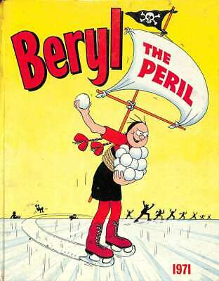 Beryl the Peril 1971, , Good Condition Book, ISBN