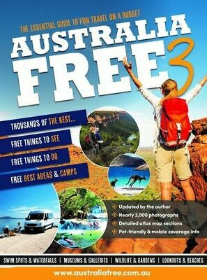 NEW Australia Free 3 By Mike Koch Spiral Ringed Book Free Shipping