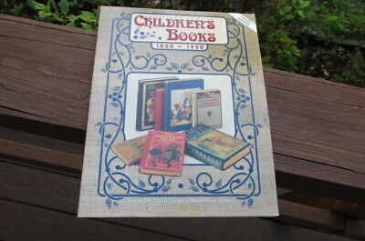 Collector Book Collector's Guide to CHILDREN'S BOOKS 1950 to 1950 ID & Value G44