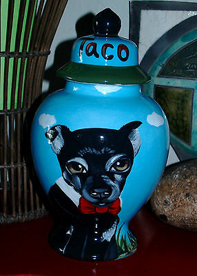 Custom Pet urn for ashes any SMALL DOG Chihuahua pet urns all breed urns ashes