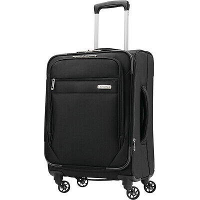 "Samsonite Advena 19"" Expandable Carry-On Spinner Softside Carry-On NEW"