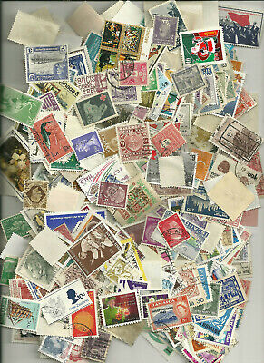 500 Worldwide Stamps,  All Different, No Us 16