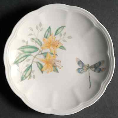 Lenox BUTTERFLY MEADOW Dragonfly Party Plate 8349337