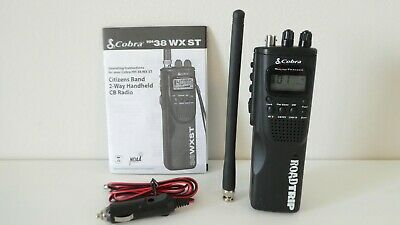 2-TIP WALL power adapter for COBRA HH 45 WX ST HH 45 WX handheld CB radios