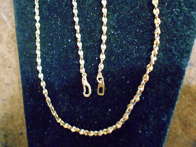 bling gold plated overlay fashion 24 in nugget chain necklace hip hop jewelry gp