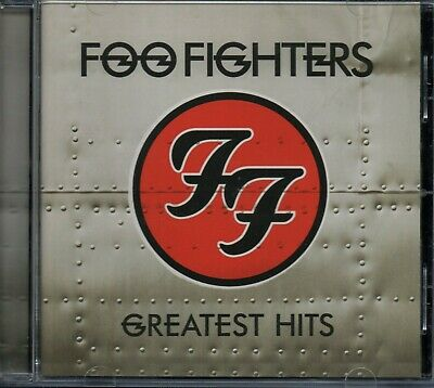 FOO FIGHTERS - Greatest Hits - CD Album *Best Of**Collection**Singles*