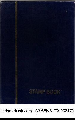 COLLECTION of RAILWAY / TRAINS Stamps Different countries in SMALL STOCK BOOK