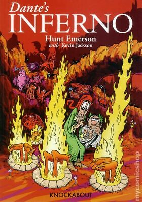 Dante's Inferno GN (Knockabout) #1-1ST 2012 NM Stock Image