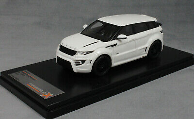 Premium X Land Rover Evoque by Onyx in White 2012 PR0273 1/43 NEW Resin
