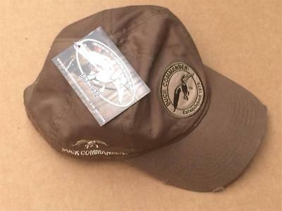 Authentic Duck Commander Dynasty Dark Olive Circle Logo Hat BRAND NEW with Tags