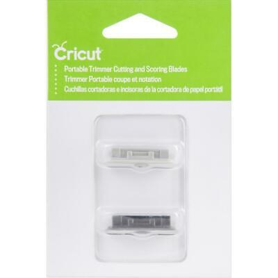 *New* Cricut PORTABLE TRIMMER & SCORING BLADE Replacement Unopened Free Ship