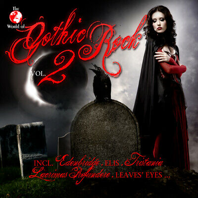 Various - Gothic Rock Vol.2 CD (2) ZYX/World Of NEW