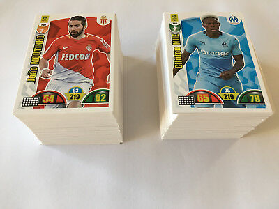 Panini Adrenalyn Xl Ligue 1 2018 2019 Lot 30 Cartes Toutes Differentes Au Choix