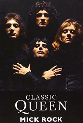 Classic Queen by Rock, Mick, NEW Book, FREE & Fast Delivery, (Paperback)