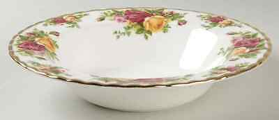 Royal Albert OLD COUNTRY ROSES Rimmed Soup Bowl 618622