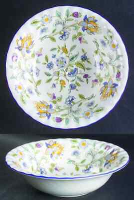 Minton HADDON HALL-BLUE Cereal Bowl 1250973