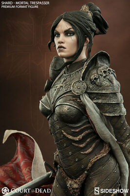 Sideshow Court Of The Dead Shard Mortal Trespasser Premium Format Statue ~New~