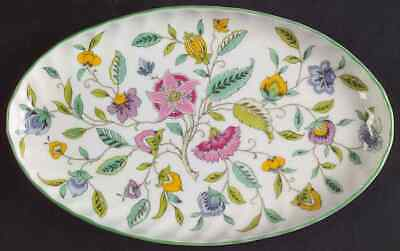 Minton HADDON HALL Oval Tray 6984091