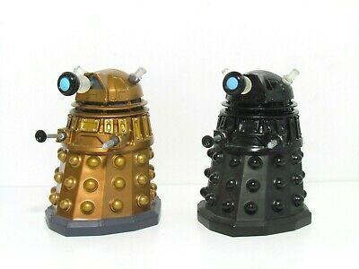 Dalek Sec Black & Regular Funko Pop Lot Doctor Who Loose Vaulted Exclusive