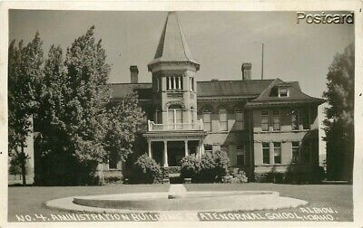 ID, Albion, Idaho, State Normal School, Administration Building, RPPC