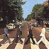 The Beatles - Abbey Road (CD JEWEL CASE ISSUE)  NEW AND SEALED