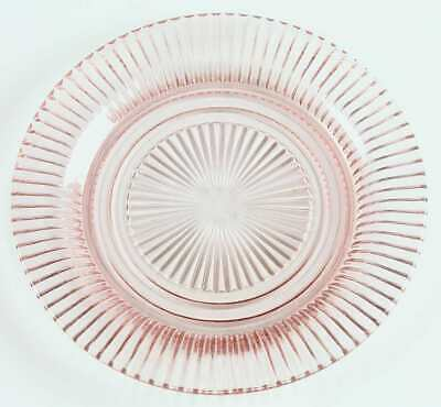 Anchor Hocking QUEEN MARY PINK Dinner Plate 1237302