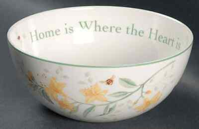 Lenox BUTTERFLY MEADOW Where Heart Is Bowl 8387543