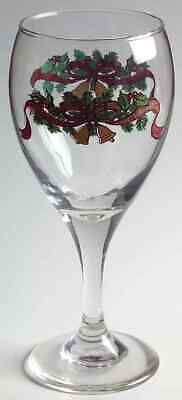 Johnson Brothers VICTORIAN CHRISTMAS (MADE IN ENGLAND) 12 Oz Goblet 4119333
