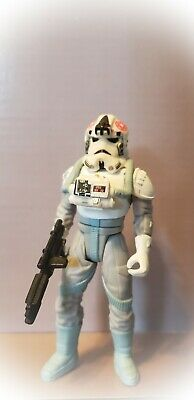 """Star Wars Imperial Hoth At-At Driver Classic Potf2 3.75"""" Figure 100% Complete"""
