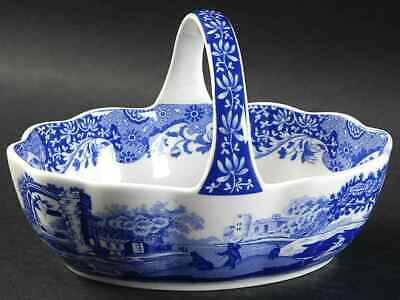 Spode BLUE ITALIAN Basket Bowl 9560827
