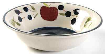 Gibson Designs GRANADA FRUITS Soup Cereal Bowl 9568049