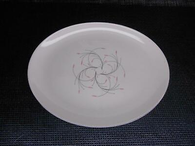 "Antique HOMER LAUGHLIN CHINA 15 1/2"" PLATTER RHYTHM Pattern Tableware"