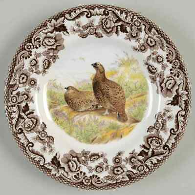 Spode WOODLAND Red Grouse Bread & Butter Plate 9525431
