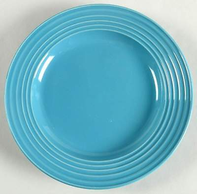 Gibson Designs STANZA-TURQUOISE Salad Plate 10097222