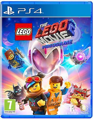 The LEGO Movie 2 PS4 Game For Sony PlayStation 4 - NEW & SEALED - FREE UK P&P