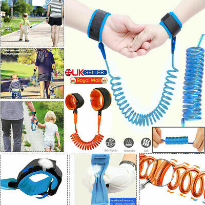 Anti lost Band Safety Link Harness Toddler Child Kid Baby Wrist Strap Belt Reins
