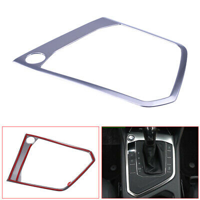 For VW Tiguan MK2 2017-2018 Stainless Steel Gear Position Panel Cover Trim New