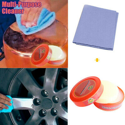 Natural Multi-Purpose Cleaner Brilliaire Polisher +1PC Cleaning Rag CombinationA